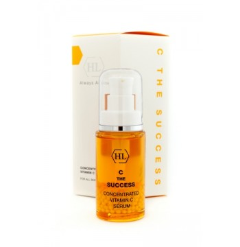 Сыворотка Concentrated vitamin C serum C The Success Holy Land