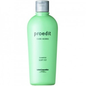 Шампунь Lebel Proedit Care Works Soft Fit Shampoo