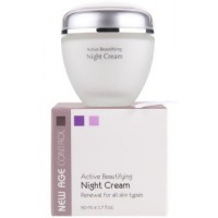 Крем «Новая Эра» Active Beautifying night cream New Age Control 50 мл Anna Lotan