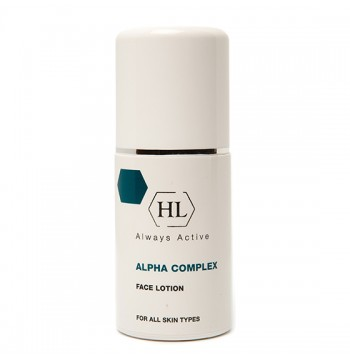 Лосьон для лица Face Lotion Alpha Complex Holy Land