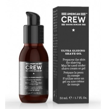 Масло для бритья Lubricating Shave Oil American Сrew