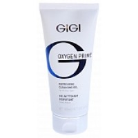 Очищающий гель для всех типов кожи Oxygen Prime Advanced Refreshing Cleanser Gel Gigi