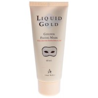 Золотая маска Golden facial mask Liquid Gold 60 мл Anna Lotan