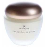 Золотой ночной крем Golden Night Cream Liquid Gold Anna Lotan