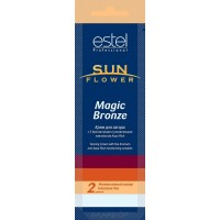Крем для загара Sun Flower Magic Bronze  ESTEL PROFESSIONAL