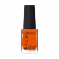 KINETICS Professional Nail Systems Лак профессиональный SolarGel Polish 15 мл (123)