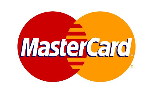 Оплата с помощью MasterCard