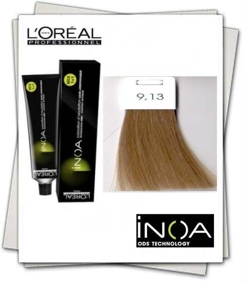 Профессиональная краска для волос иноа лореаль палитра цветов 21